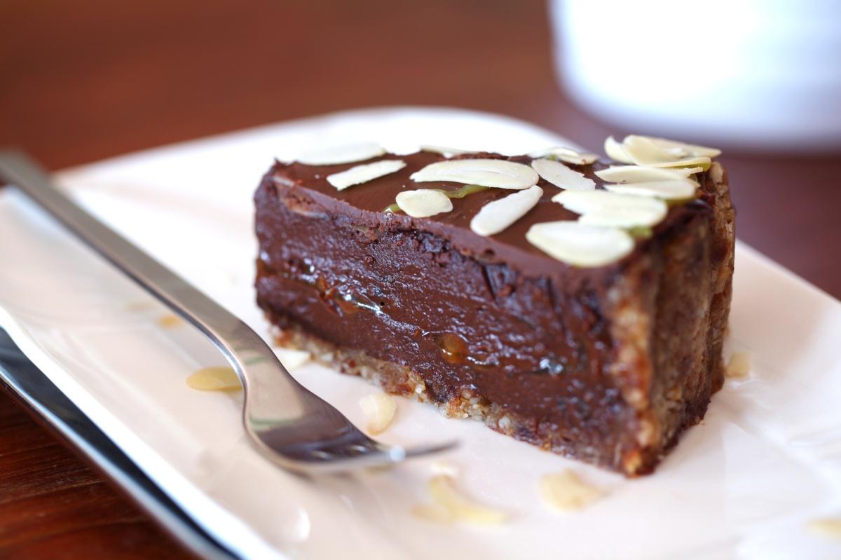 Raw cake -czekoladowe uniesienie