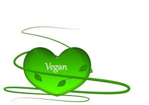 Vegan Herz